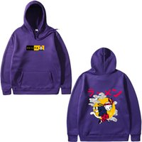 Screw thread Cuff Hoodie Multiple styles Japanese Funny effo...