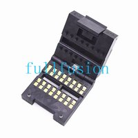 1210 SMD Varistör IC Testi Soket IC vücut Boyut 3.2x2.5mm Soket Yanık