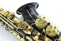 YANAGISAWA A-992 Alto Mib Saxophone Haute Qualité Laiton Noir Nickel Or Instrument de Musique Mi Plat Sax Livraison Gratuite avec Embouchure