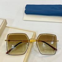 Vaka 0765S ile gel 0860 Güneş gözlüğü İçin Kadınlar Popüler Moda Yaz Stili ile Taşlar Üst Kalite UV Koruma Mercek