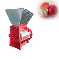 미국 신선한 커피 콩 필링 기계 코코아 씨앗 펄프 화기에 손 typeCoffee 콩 펄프 제조기 기계