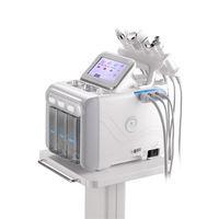 Hidro Mikrodermabrazyon Yüz Peel Temiz Cilt Bakımı Yüz Temizleme Hydra Su Oksijen Jet Peel Makinesi Ev Kullanımı için