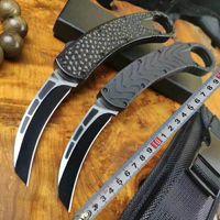 BM Керамбит Автоматическая птица коготь нож D2 лезвия Алюминиевая ручка двойного действия Открытый Холодное Кемпинг EDC AUTO нож A07 BM3300 940