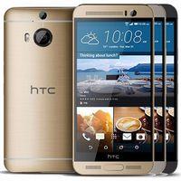 الأصل تجديد HTC ONE M9 M9 + زائد 5.2 بوصة الثماني الأساسية 3GB RAM 32GB ROM 20MP كاميرا مفتوح 4G LTE الهاتف الذكي الروبوت مجاني DHL 10PCS