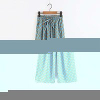 2018 Autumn Europe And America WOMEN' S Dress Elastic Wa...