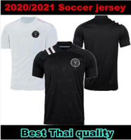 qualité Thai maillot INTER MIAMI 2020 2021 HOME beckham 20 21 Julián Carranza Ben Sweat Pellegrini MLS INTER MIAMI FC maillot de football