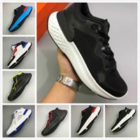 2020 للجنسين الرد RENEW RUN الاحذية للرجال ربيع مصمم أحذية على الموضة للنساء Chaussures رجل حذاء الرياضة في الهواء الطلق 36-45