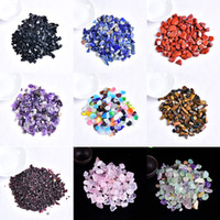100g Natural crystal Gravel Specimen Rose Quartz Amethyst Home Decor Colorful for aquarium Healing Energy Stone Rock Mineral