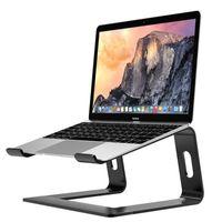 Alumínio Suporte de montagem para MacBook portátil Laptop Stand Titular Área de Trabalho Titular Para Notebook PC Computador