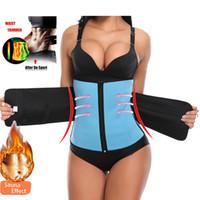 Trainer cintura Neoprene Espartilho Mulheres Postpartum Bandagem Cinto de Emagrecimento Gravidez Body Shaper Maternidade Barriga Banda Modelagem Cinta Y19052003