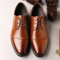 Zapatos de vestir para hombres formal de los hombres Zapatos del monje hebillas dobles de cuero Oxford para el vestido de boda de los hombres gran tamaño rt67