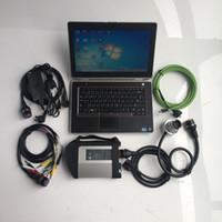 2020-03 V h-DD MB Yıldız C4 SD Bağlan 4 s-oftware ile Laptop e6320 i5cpu çalışma için yıldız tanı C4 teşhis-aracı