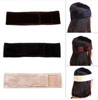 Flexible Velvet Wig Grip Scarf Comfort Head Band Adjustable ...