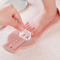 Bébé Infant Réglable Pied Règle Mesure Jauge Chaussures Taille Outil De Mesure Enfant Chaussure Toddler Chaussures Raccords Jauge Pied mesure