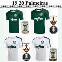 19 20 Palmeiras DUDU BORJA Camisetas de fútbol para hombre MOISES A.GUERRA  LUCAS LIMA 84d780c08c720