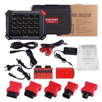 新しい到着オリジナルXTOOL X100 PAD2 X100 PAD無料アップデートオンラインでX300 PRO3自動キープログラマーよりも優れています。