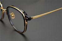 2021 Neue Rahmen Titanium Vintage Potter Runde Retro Myopie Pure Reecription Optische Harry Frauen Männer Brille Brillenrahmen Eyewear Bvlvc