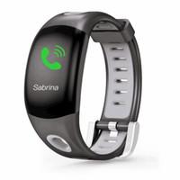 DM11 Sport Smart Armband Smartbraceletuhr Herzfrequenz Fitness Tracker Wasserdichte Uhrenarmband Armband PK ID115 ID116 plus1pcs / lot