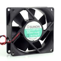 SUNON KDE2408PTB3-6 80mm 8cm DC 24V 2,4W 80x80x25mm Server Inverter Axial Lüfter