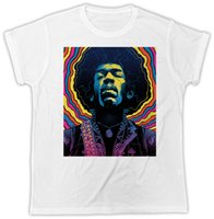 COOL JIMI HENDRIX PURPLE FUNNY MOVIE POSTER UNISEX RETRO COO...