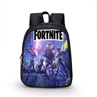 Fortnite Fort Night Game Noctilucent backpack Junior Teenage...