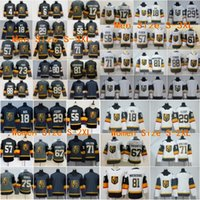 2019 Stitched adlads Vegas Golden Knights 29 Fleury 81 MARCH...