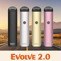 100% Original Yocan Evolve 2. 0 Starter WAX Kit Preheat VV Ba...