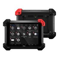 PRO PS90 Heavy Duty-Diagnosewerkzeug für Auto und LKW OBD2 Schlüsselprogrammierer und Entfernungsmesserjustage Update online mit Wifi / BT