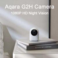 YouPin Aqara G2H Camera 1080p HD Night Vision Mobile pour Homekit Application de surveillance G2H Zigbee Smart Home Security Camera