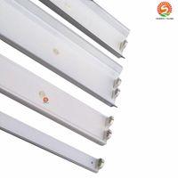 1200mm doble LED T8 soporte AC85-265V lámpara fluorescente stent tubo llevado lámparas de iluminación de la lámpara de soporte de lámpara t8 conjunto completo de