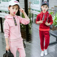 Baby Girls Clothing 2019 Spring  Autumn New Trend Girl Casua...