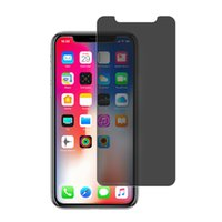For iphone 11 pro max x xr xs max Privacy tempered glass 35 ...