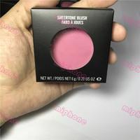 Color único rubor Maquillaje Cara Shimmer 6g Sheertone Blush 24 colores disponibles ePacket envío Foto real de calidad superior