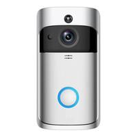 Eken Smart Doorbell Bell Ring Kamera Telefonanruf Intercom Wohnung Tür Video Eye Wifi Camera Empfänger