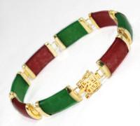 Beautiful Lila Opal Zircon Jade Bracciale Bracciale Braccialetto Bracciale Bracciale gioielli di moda