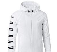 Diseñador de moda Cazadora para hombre Logotipo de la marca Chaqueta delgada Activa Ejecución exterior Chaquetas para hombres Ropa deportiva Abrigos exteriores