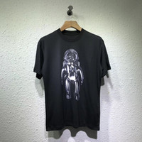 2019 summer Brand Clothing Astronaut in space Men' s T S...