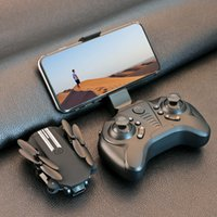 LSRC 4K WiFi FPV طوي مصغرة BEGNER DRONE KID لعبة، التقاط صورة بواسطة لفتة، رحلة مسار، مرشح الجمال، الارتفاع، 360 درجة فليب، 3-2