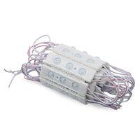 AC 220V AC 110V 고전압 SMD3030 3 LED 사출 LED 모듈 빛 LED 기호 모듈 램프 라운드 렌즈 1.5W 150lm