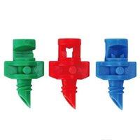 Atomisierung Micro Sprinkler Sprayer Bewässerung Spray-Ausrüstungen Gärten Dekorationen Düse 90 180 360 Grad Bewässerung Sprayer IIA116