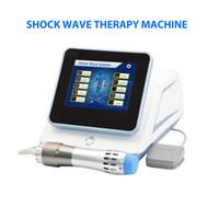 أعلى جودة Gainswave منخفضة الكثافة المحمولة صدمة الموجة العلاج معدات العلاج بالمستخدمين آلة لED الضعف الجنسي لدى الرجال