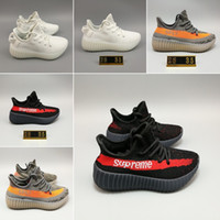 Adidas Yeezy 350 V2 2019 New Beluga 2.0 Laufschuhe Kids Athletic Outdoor Sports Schuhe Baby Boy Girl Kanye West V2 Sneakers