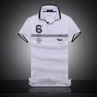 camisa de manga curta de alta qualidade PoloShirt homens T Marca Londres Mens Casual Vestuário medusa Cotton Tee luxo polo Designer T Shirt