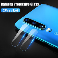 2Pcs Camera Protective Glass On The For Huawei P20 P30 Pro M...