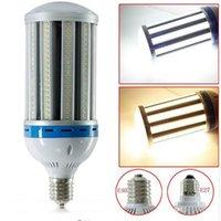 Haute lumière LED maïs ampoule 27W 36W 45W 54W 80W 100W 120W E26 E27 E39 E40 jardin Eclairage de stationnement Entrepôt éclairage LED