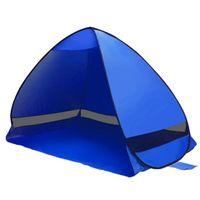 Tenda da campeggio automatica Tenda da campeggio istantanea portatile Tenda da campeggio mini da campeggio Anti-UV Famiglia Tende da campeggio Easy Open TS001