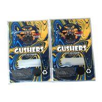 Esvaziar Gushers Exotics Zipper Saco 3,5 g Childproof Vape Mylar sacos à prova de cheiros Apenas Plusher bolsa Zipperlock DHL grátis