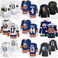 44 Jean-Gabriel Pageau New York Islanders 4 Andy Greene Mathew Barzal Brock Nelson Ross Johnston Anders Lee Matt Martin Pulock Jersey