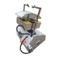 Machine CE / machine à nouilles des nouilles électrique double coupe en acier inoxydable certifié pour la production rapide de large et de nouilles fines