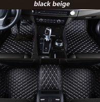 2010-2017 Chevrolet Camaro tous les modèles personnalisés de luxe tapis de sol imperméable à l'eau